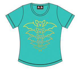 BAT LADY T-SHIRT