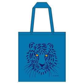TIGER SHOPPER TURQUOISE