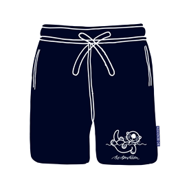 BOYS SWIM SHORTS - SEAOTTER