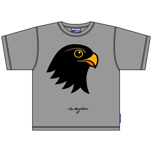 FALCON GREY T-SHIRT
