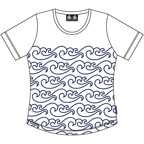 NORTH SEA T-SHIRT WHITE