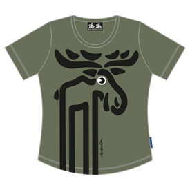 ELK LADY T-SHIRT
