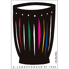 DRUM POSTER </BR> 62 x 91 cm