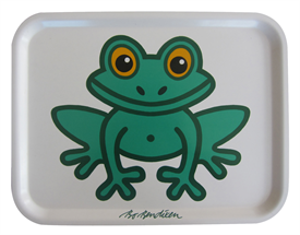 FROG TRAY 43 x 33 cm