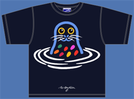 SEAL NAVY T-SHIRT