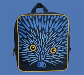 HEDGEHOG BACKPACK NAVY