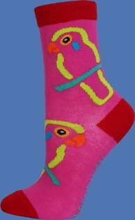 PARROT SOCKS </BR> FROM 6,80 - 12,06 EUR