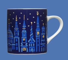 COPENHAGEN NIGHT MUG