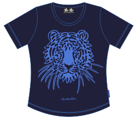 TIGER LADY T-SHIRT